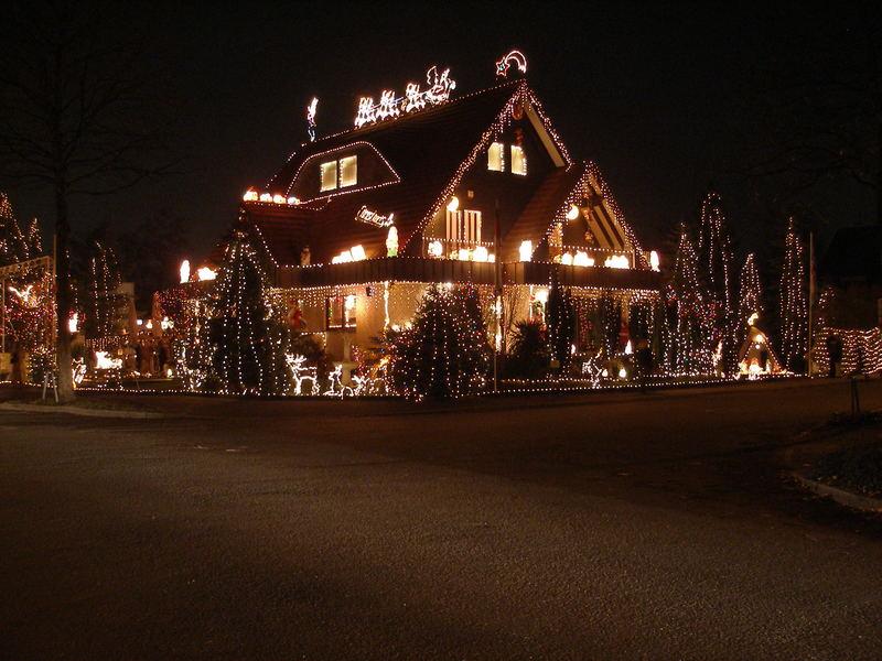 Weihnachten 2006 in Hilden