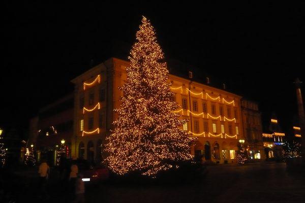 Weihnachten 2009 in Offenburg