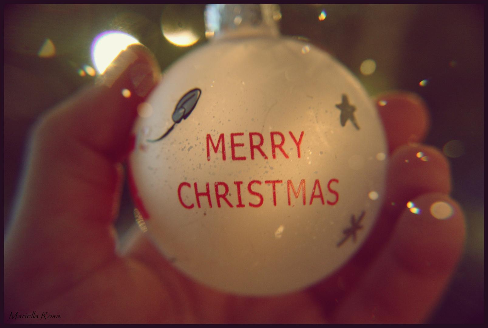 Weihnachten !