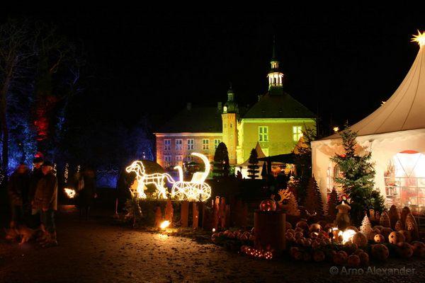Weihnachten auf Schloss Gödens