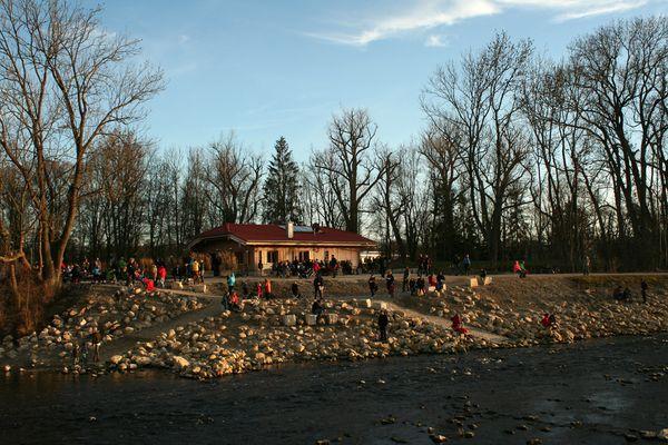 Weihnachten bei der Kulperhütte