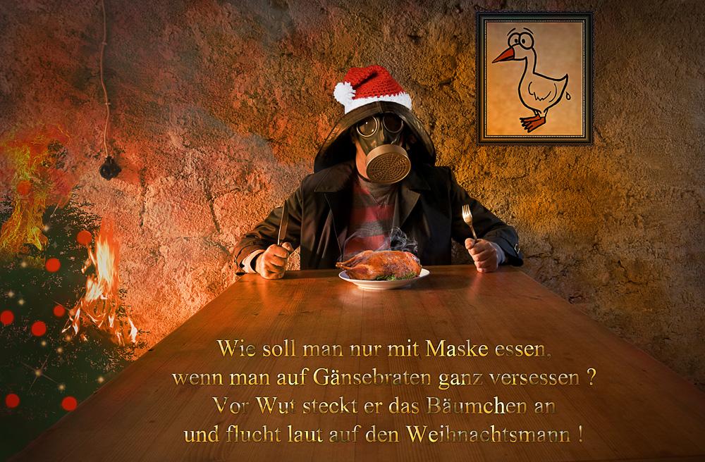Weihnachten beim Wabedi