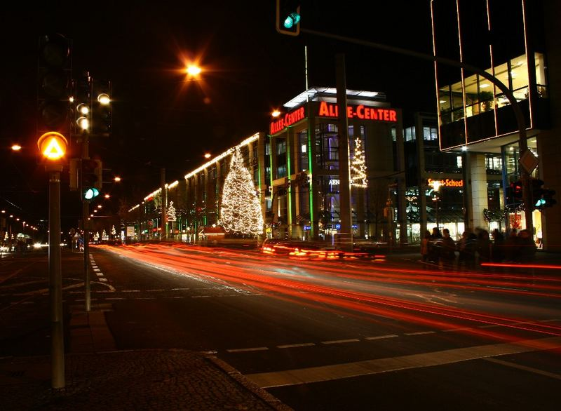 -Weihnachten (Christmas)! has been arrived-