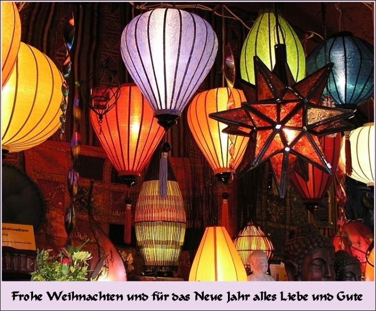 Weihnachten - Fest des Lichts