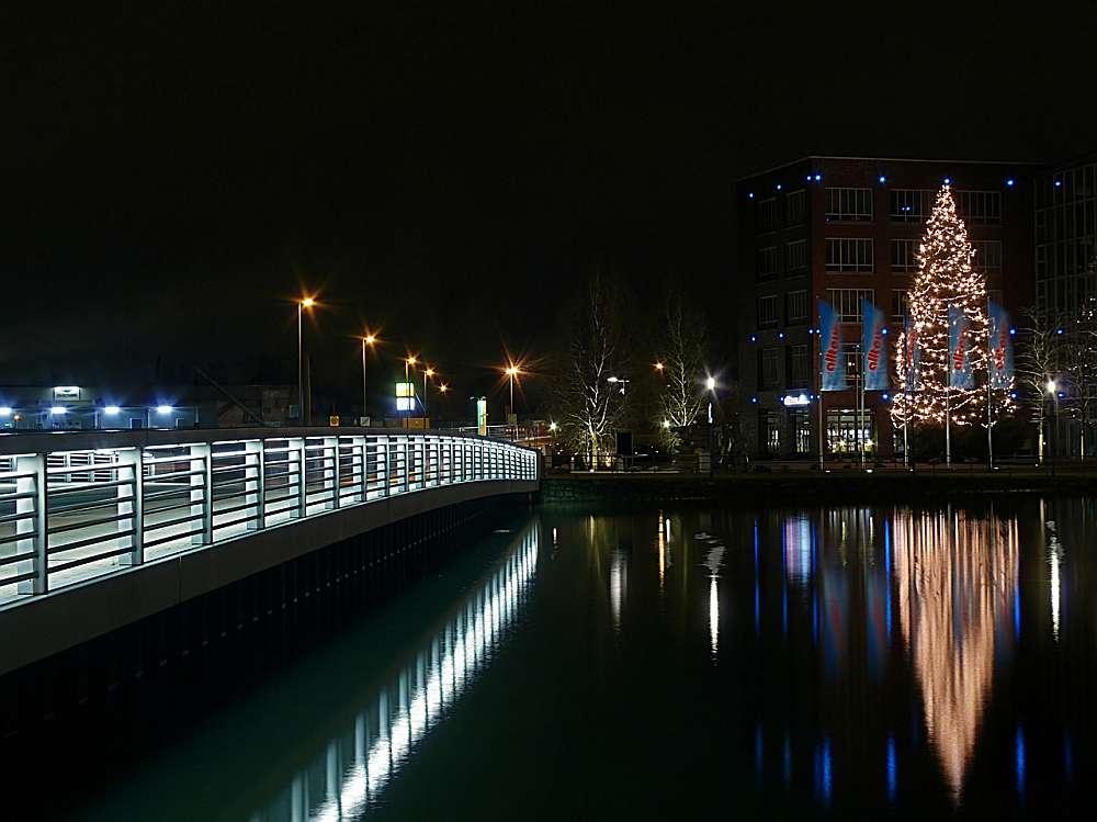 Weihnachten im Innenhafen DRI