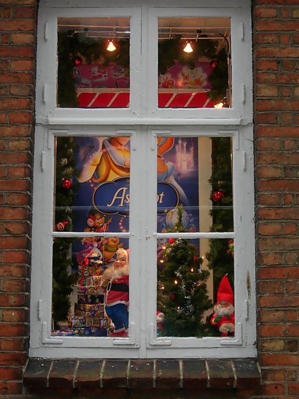 Weihnachten im kleinen Rahmen
