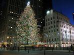 Weihnachten im Rockefeller Center 2009 - 2