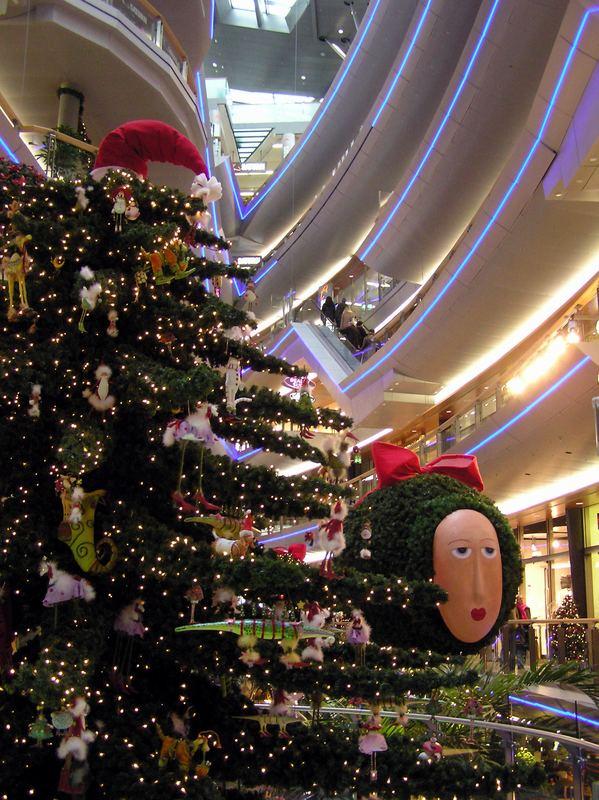Weihnachten im Sevens