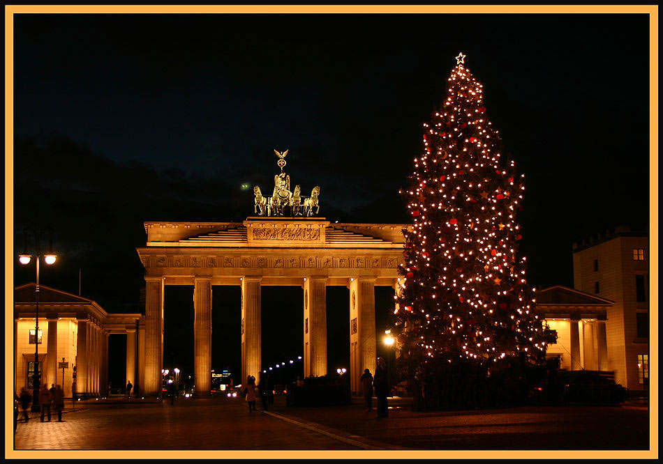 weihnachten in berlin foto bild architektur architektur bei nacht motive bilder auf. Black Bedroom Furniture Sets. Home Design Ideas
