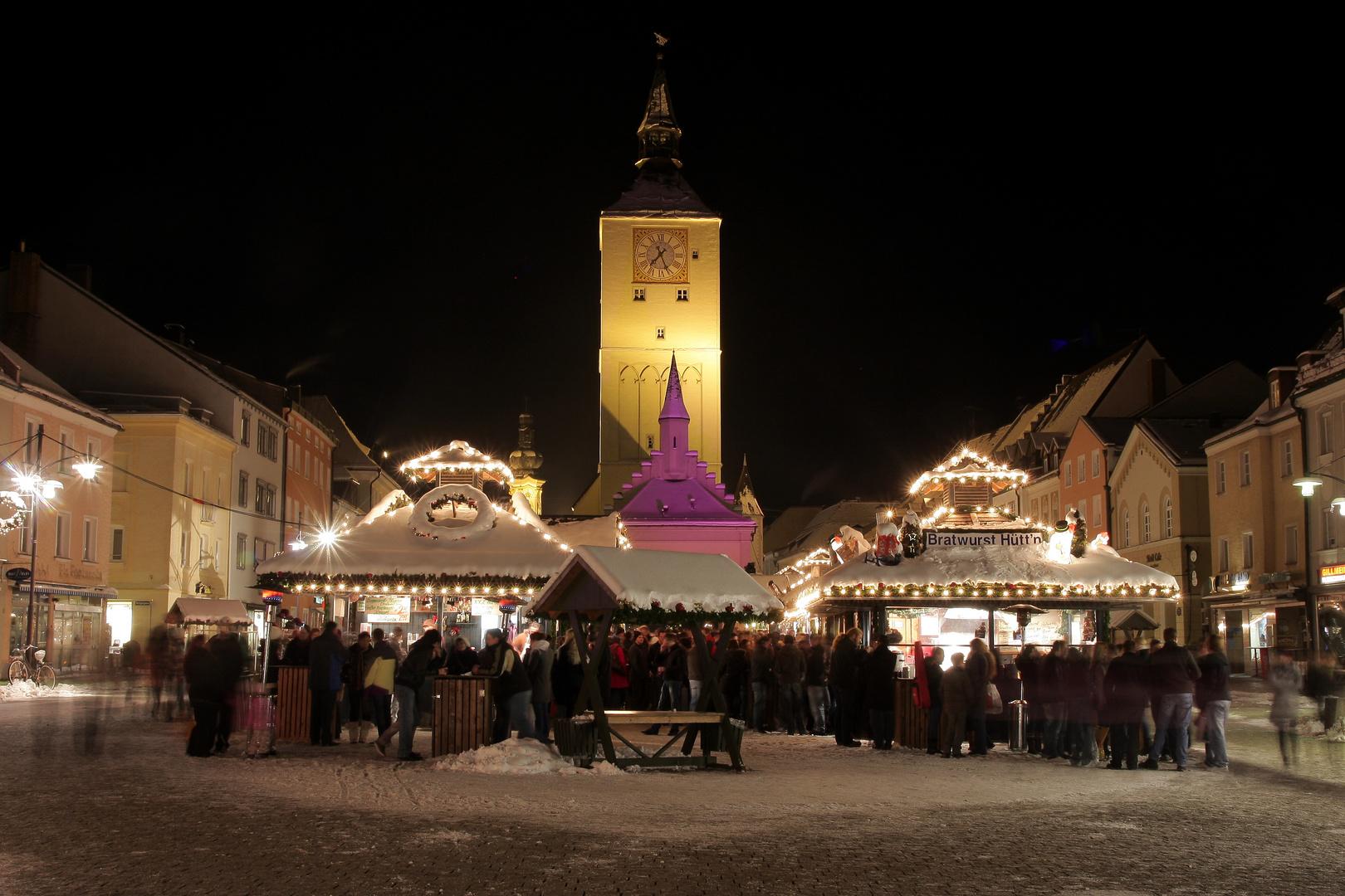 Weihnachten in Deggendorf