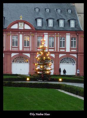 Weihnachten in der Abtei Brauweiler