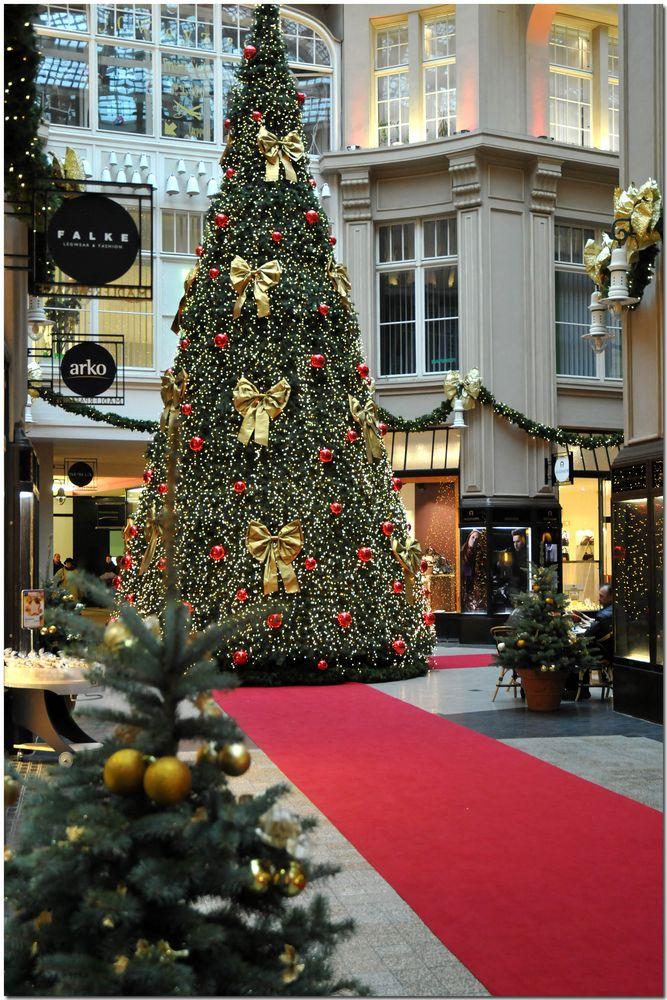 weihnachten in der m dlerpassage leipzig foto bild. Black Bedroom Furniture Sets. Home Design Ideas
