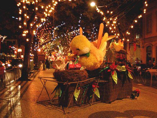 Weihnachten in Funchal