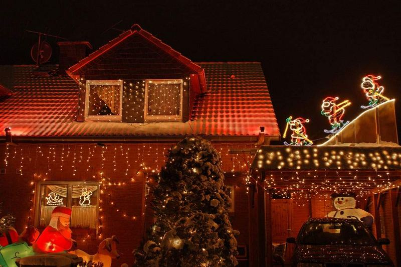 Weihnachten in Hehlingen bei Wolfsburg