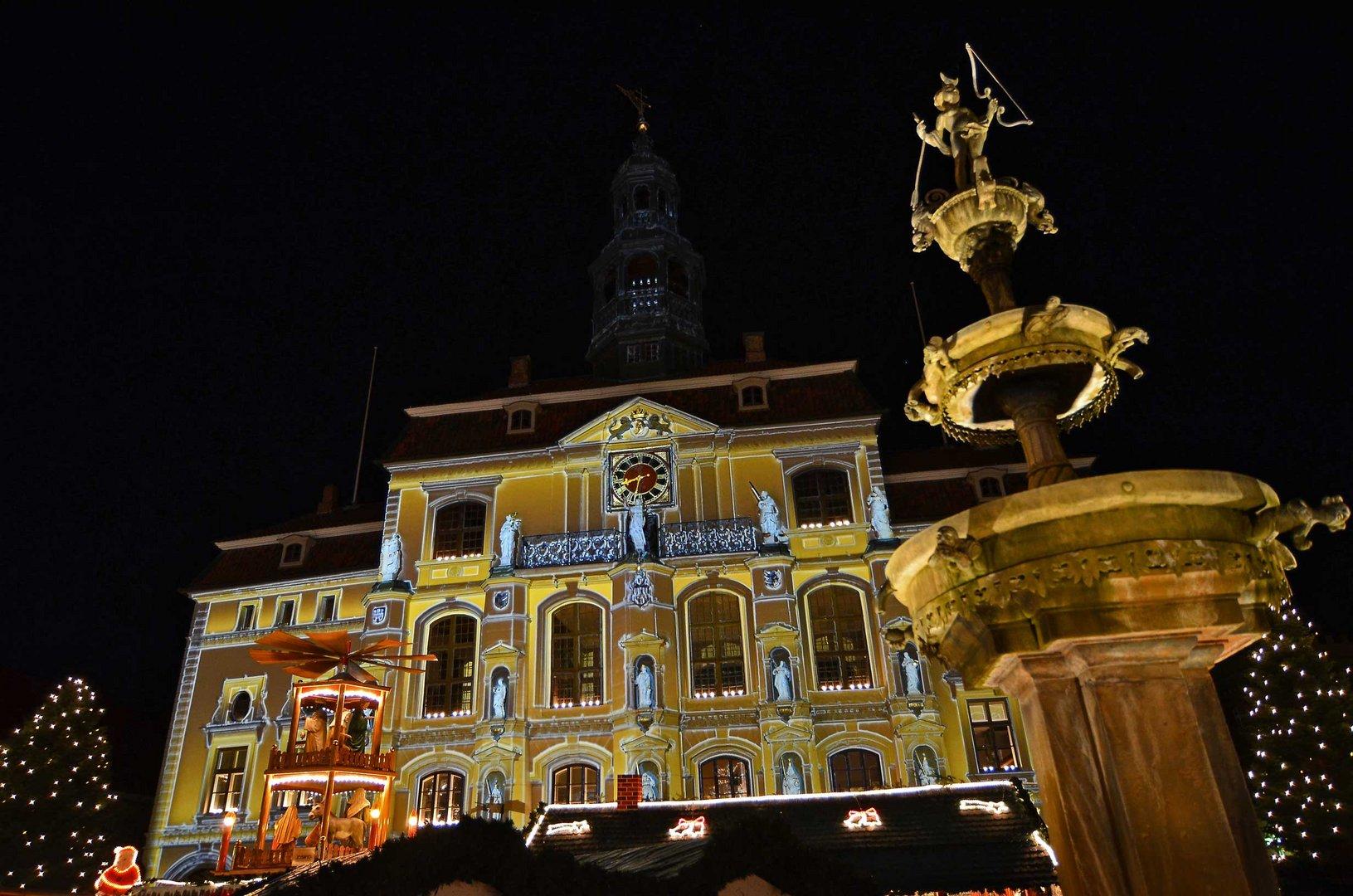 Weihnachten in Lüneburg