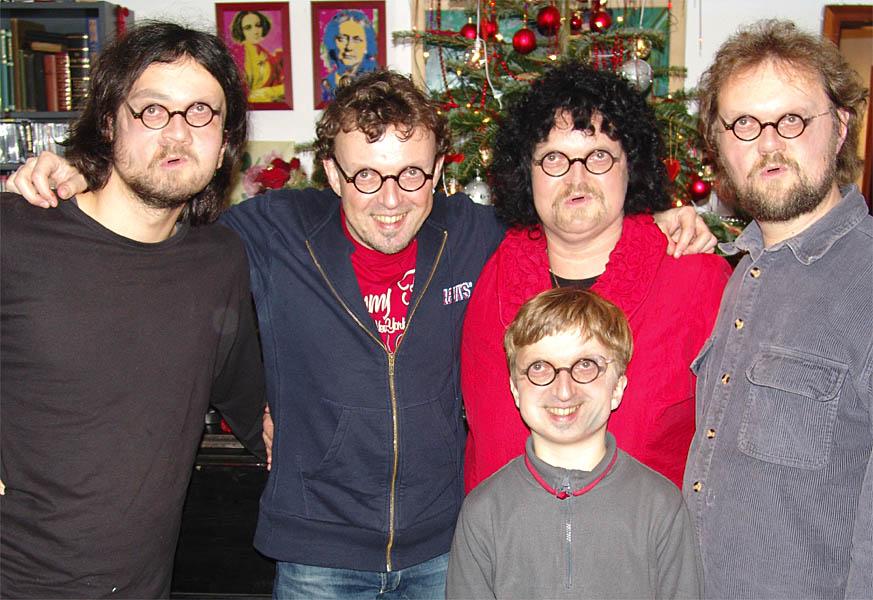 Weihnachten mit Andy