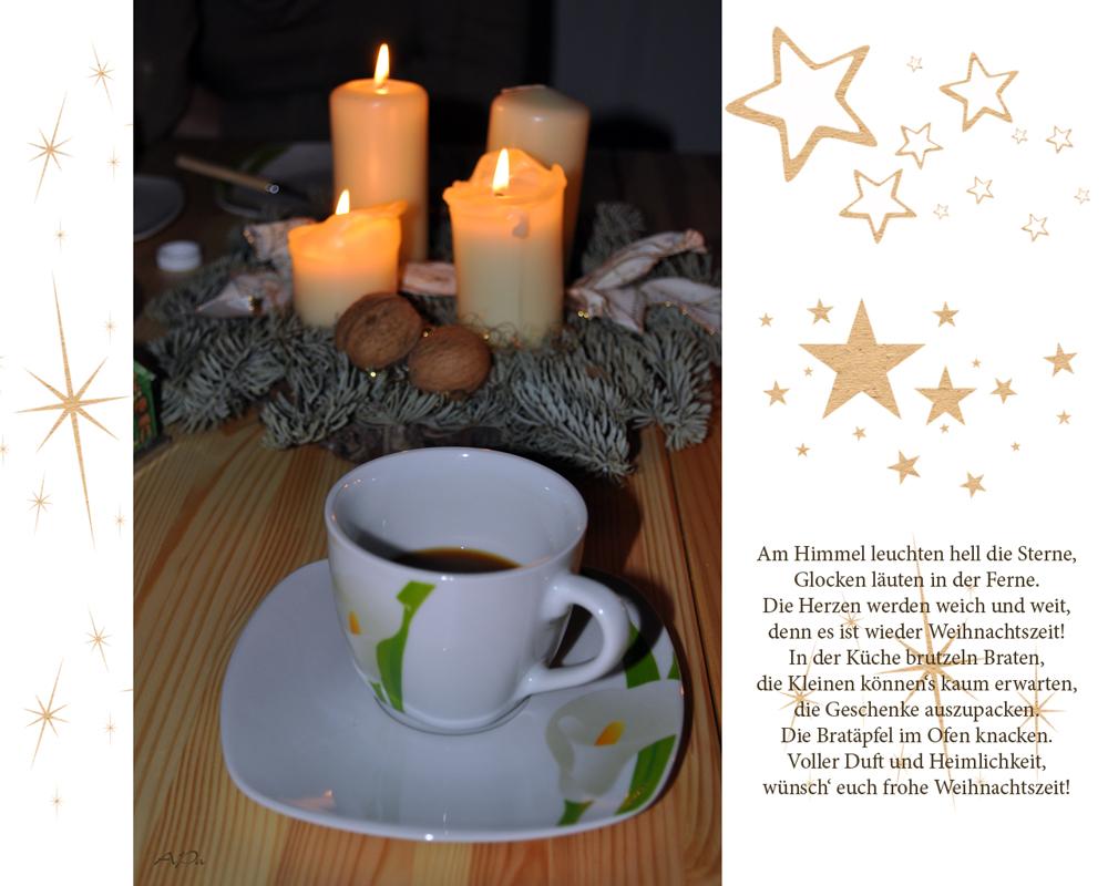 weihnachtliche gr e 2 foto bild karten und kalender. Black Bedroom Furniture Sets. Home Design Ideas