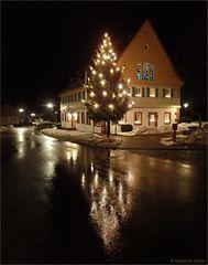 Weihnachtliche Spiegelnacht...
