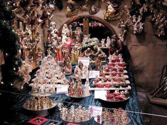 Weihnachtlicher Markt