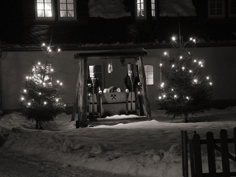 Weihnachtliches Brauchtum im Erzgebirge