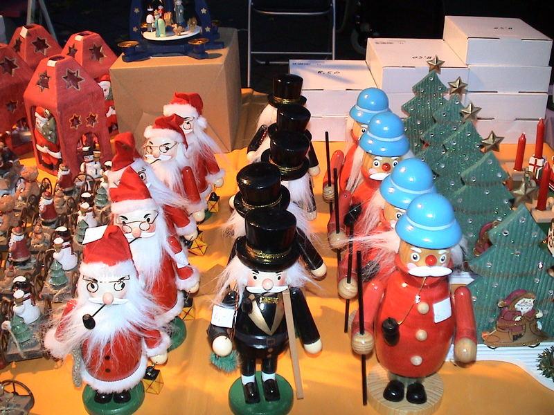 Weihnachtliches Heer
