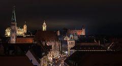Weihnachtliches Nürnberg