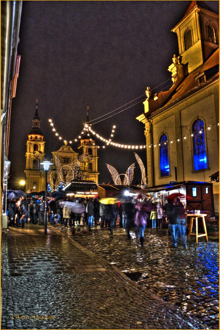 Weihnachtmarkt in LB
