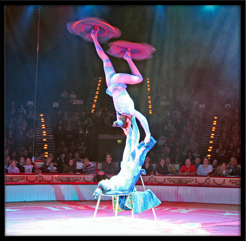 Weihnachts Circus Roncalli Berlin (2)