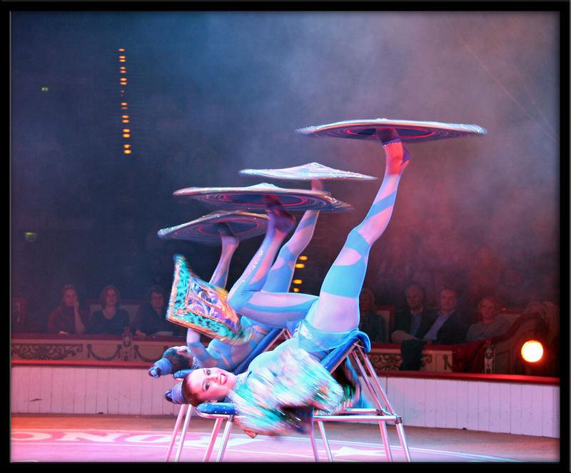 Weihnachts Circus Roncalli Berlin