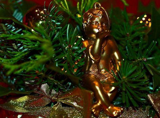 Weihnachts - Engel