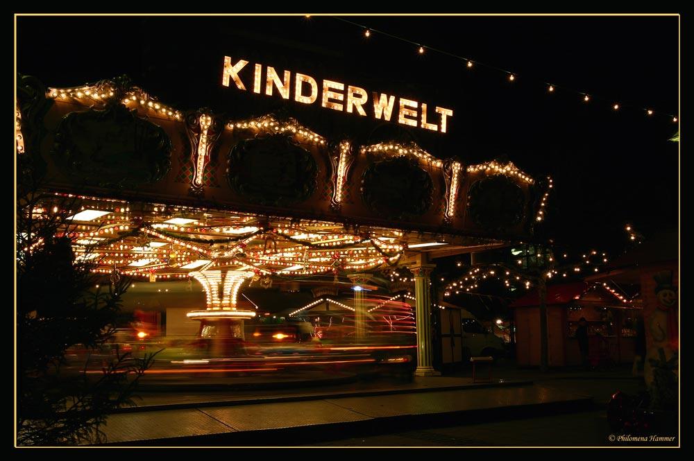 Weihnachts-Karrussell