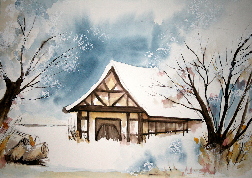 weihnachts winter wunder land foto bild. Black Bedroom Furniture Sets. Home Design Ideas