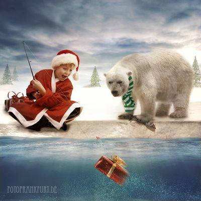 Weihnachtsangeln