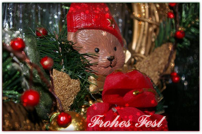 Weihnachtsbärchen