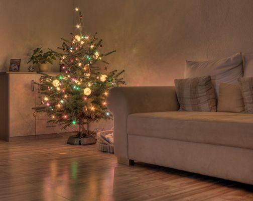 Weihnachtsbaum ...