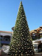 Weihnachtsbaum im Forum Algarve, Faro