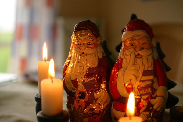 Weihnachtsbildergeschichte (1)