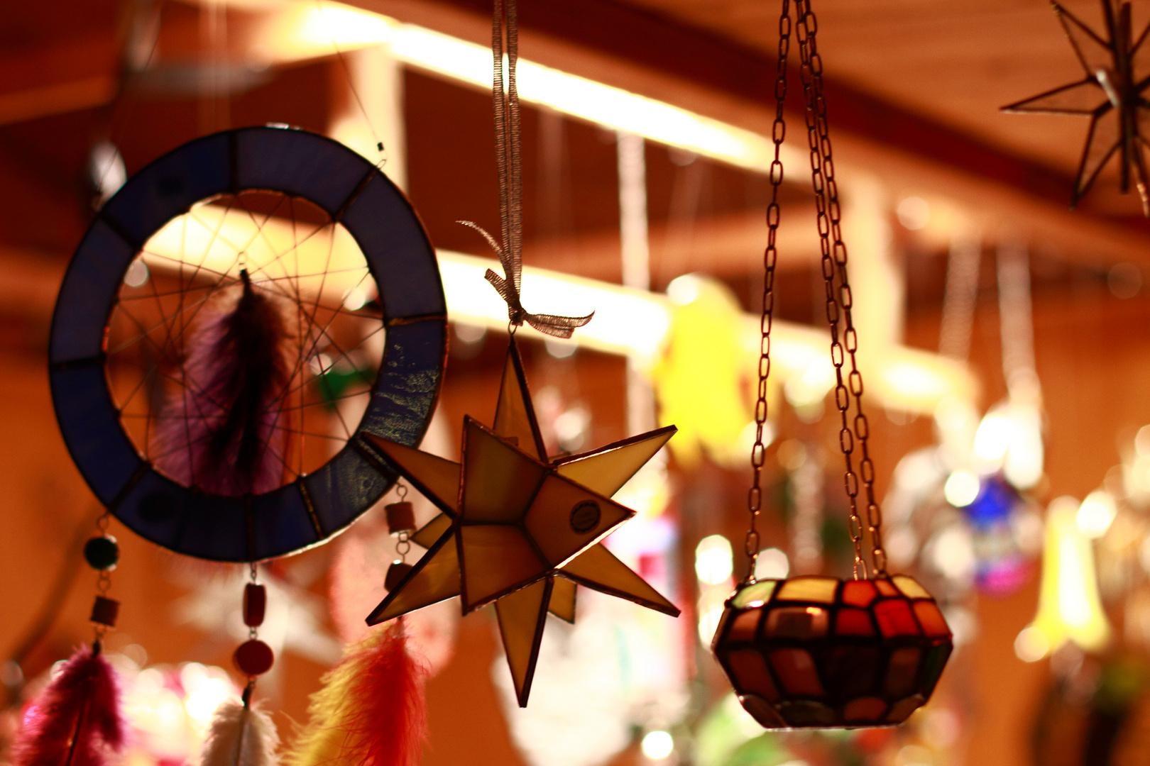Weihnachtsdeko - Weihnachstmarkt Langen Hessen