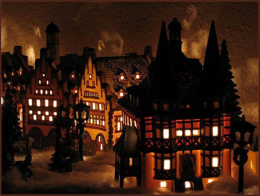 Weihnachtsdorf I