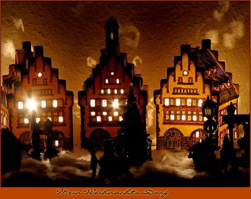 Weihnachtsdorf II