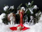 Weihnachtsengel (Gesamtansicht)