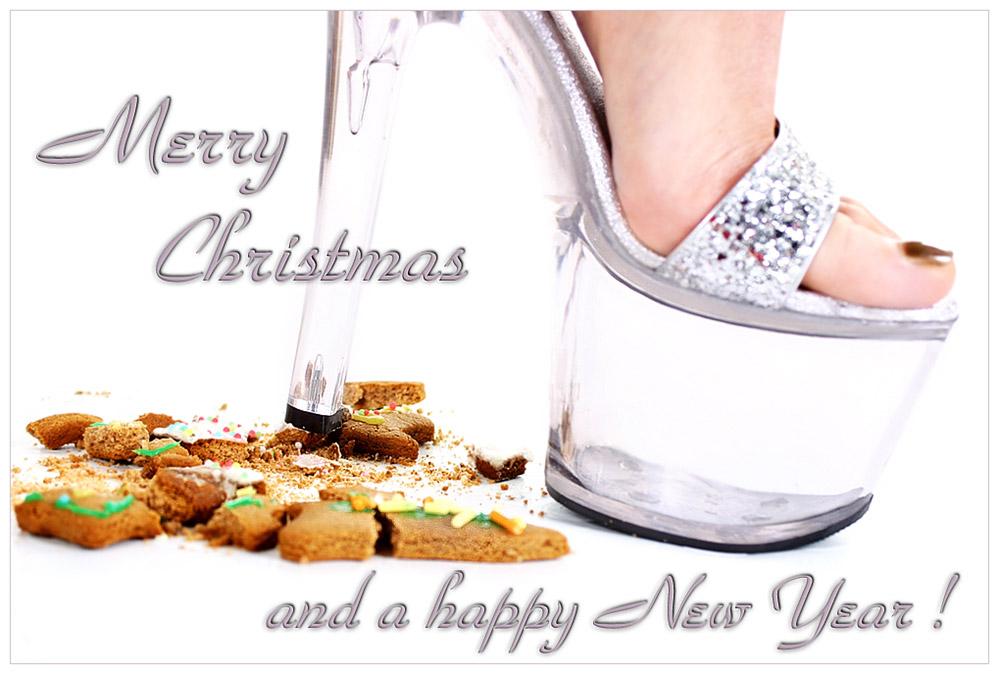 Weihnachtsgrüße a la lisi .. ;o)