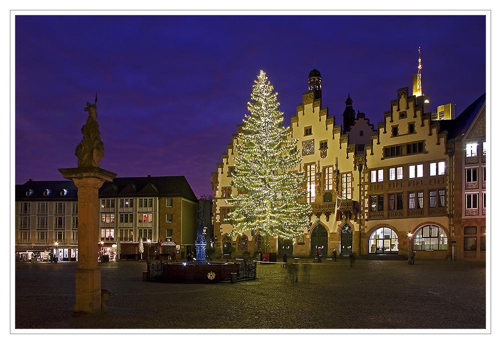 weihnachtsgru aus frankfurt am main foto bild karten und kalender weihnachtskarten. Black Bedroom Furniture Sets. Home Design Ideas