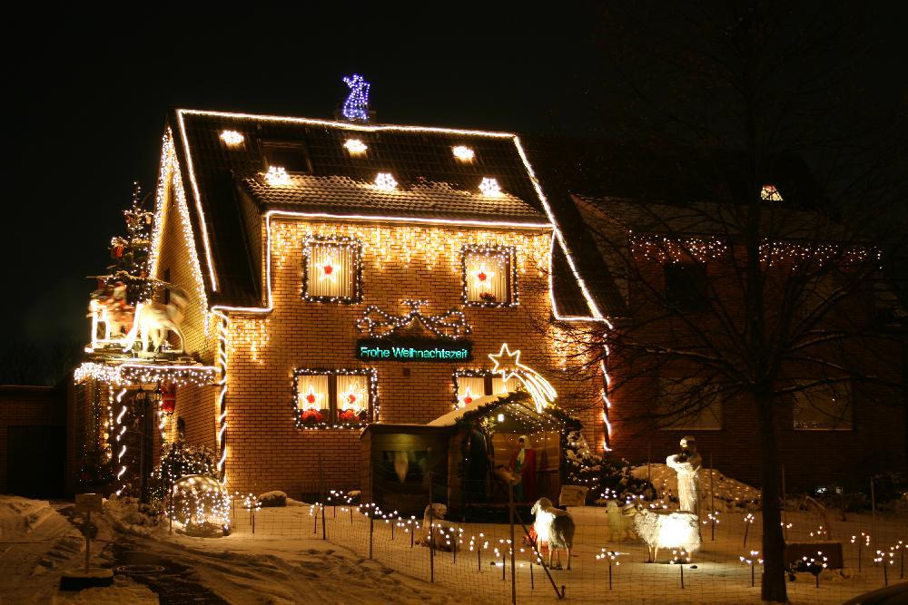 Weihnachtshaus Wesseling orginal