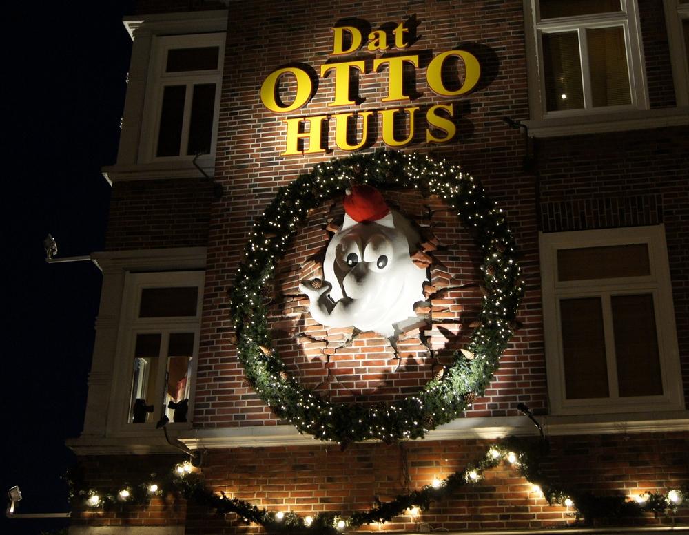 Weihnachtsidylle in Emden