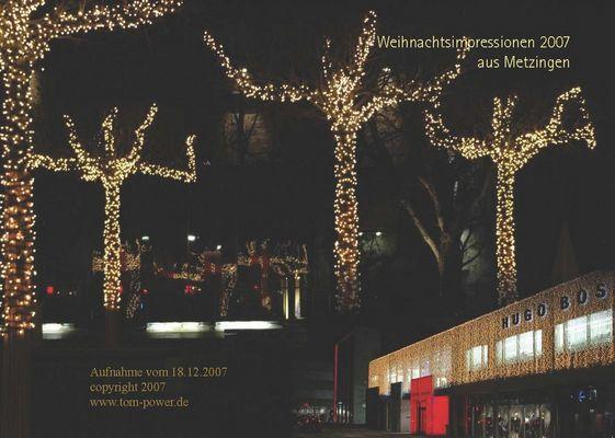 weihnachtsimpressionen 2007