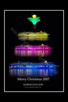 Weihnachtskarte 2007 - Norwegian Gem