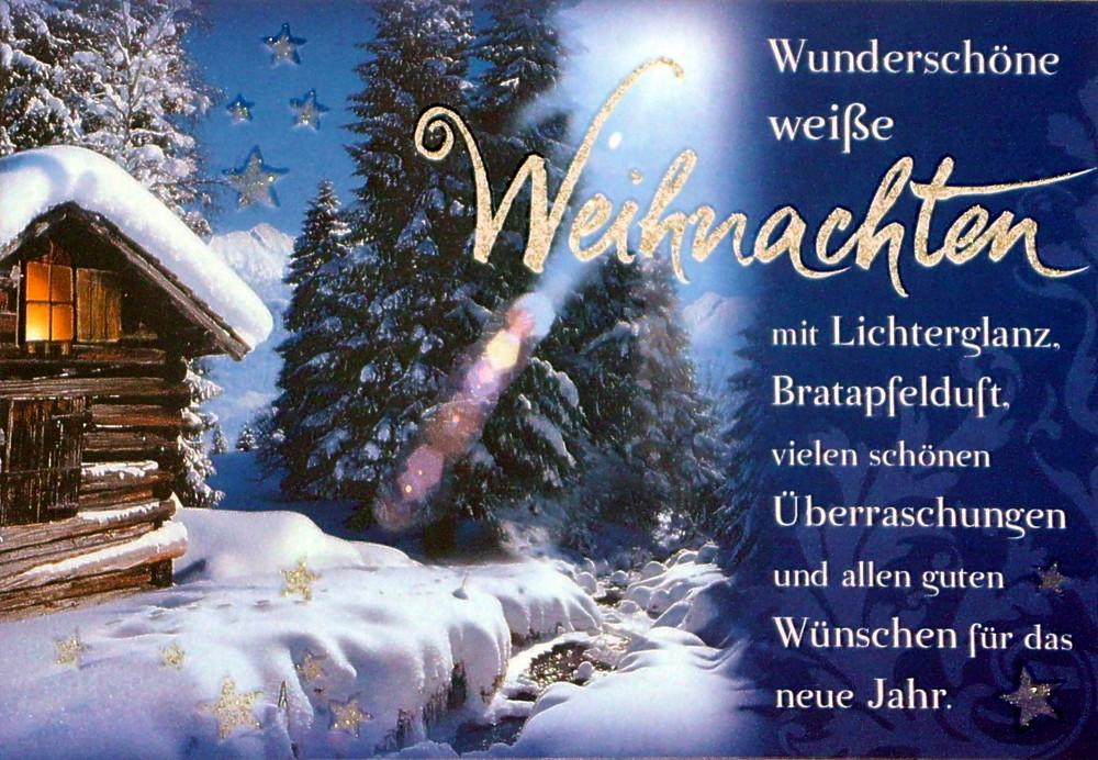 Weihnachtskarte foto bild gratulation und feiertage weihnachten christmas gr e w nsche - Bilder weihnachtskarten ...