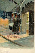 Weihnachtskarte ca. 1916