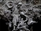 Weihnachtskrippe II: Gaudi
